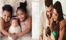 Mahhi Vij Says All Our Children Are Equally Loved Shares Note - Sakshi
