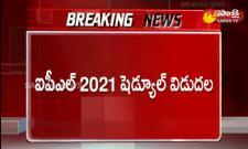 IPL 2021: BCCI Announces Schedule For IPL, Starts April 9