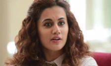Taapsee Pannu Responds On IT Raids - Sakshi