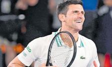 Novoc Djokovic Clinches World No 1 Rank In Singles - Sakshi