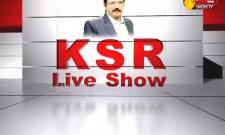 KSR Live Show On 11 April 2021