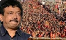 Director Ram Gopal Varma Tweets Viral On Corona And Kumbh Mela - Sakshi
