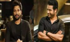 Koratala Siva NTR New Project Effect on Allu Arjun Next Movie - Sakshi