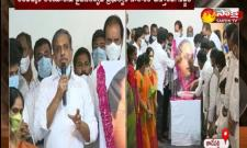 Sajjala Talks with Media On Ambedkar Jayanti Celebrations