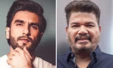 Director Shankar And Ranveer Singh Come Together For Hindi Remake Of Anniyan - Sakshi