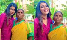 Priya Prakash Varrier Fun With Gangavva Video Goes Viral - Sakshi