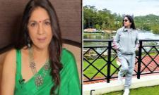Due To Spike In Corona Neena Gupta Back To Mukteshwar - Sakshi
