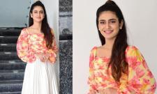 Actress Priya Prakash Varrier Comments On Her Ishq Movie - Sakshi