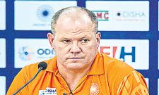 Indian Men Hockey Coach Says Argentina Tour Was Important - Sakshi