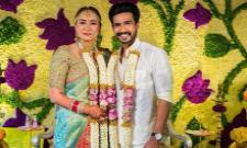 Vishnu Vishal And Jwala Gutta Wedding Photo Goes Viral - Sakshi