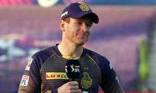 IPL 2021: Eoin Morgan Gets Fine Rs 12 Lakhs For Slow Over Rate - Sakshi