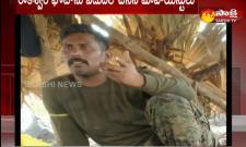 Maoists Released Cobra Commando Rakeshwar Photo