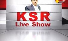 KSR Live Show On 08 April 2021