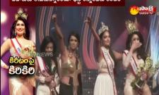 Mrs SriLanka World Beauty  Contest