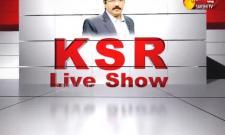 KSR Live Show On 09 April 2021