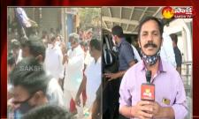 Face To Face With AP Minister Peddireddy