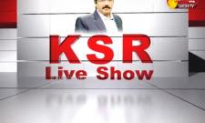 KSR Live Show On 10 may  2021