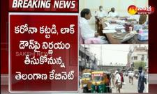 Tomorrow Telangana Cabinet Meeting On Coronavirus