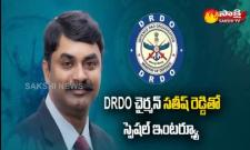special interview with drdo chairman satish reddy