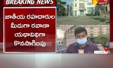 Hyderabad: Telangana Government Guidelines Over Lockdown