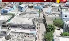 Lockdown: Police Using Drone Cameras In Karimnagar
