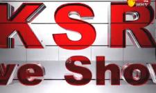 KSR Live Show On 12 may  2021