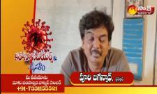 Sakshi Salam To Corona Saviors By Puri Jagannadh