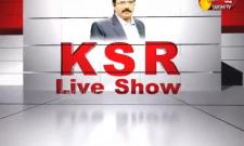 KSR Live Show On 13 may  2021