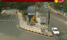 Second Day Lockdown In Telangana
