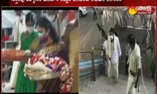 Simhadri Appanna Chandana Yatra Begins In Vishakapatnam