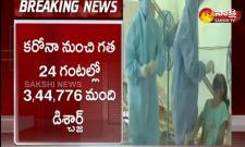 3,43,144  new corona cases in india
