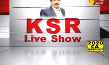 KSR Live Show On 14 may  2021