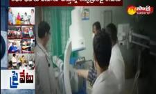Vigilance raids on private hospitals in AP