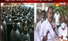 300 oxygen beds in visakhapatnam