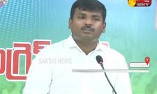 YSRCP MLA Gudivada Amarnath Fires On Chandrababu Naidu