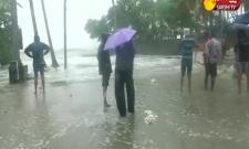 Cyclone Tauktae At Kerala