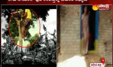 Covid Positive Nalgonda Btech Student Stayed On Tree Isolation