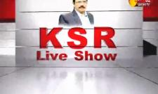KSR Live Show On 16 may  2021