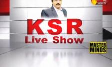 KSR Live Show On 17 may  2021