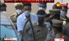 MP Raghu Rama Krishnam Raju Taken To Hyderabad