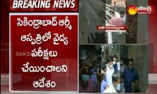 Supreme Court Orders MP Raghurama Krishnam Raju To Be Examined In Army Hospital, Secunderabad