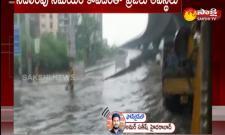 tauktae cyclone effect heavy rain in hyderabad