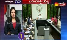 AP CM YS Jagan Review Meeting Over Nadu Nedu