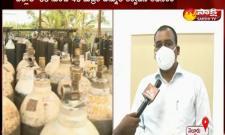 oxygen shortage in nellore district