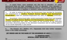 Andhra Pradesh: Government Set Up Reddy Kamma Kshatriya Castes Corporation