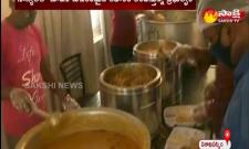 Quality Food For Covid Victims In Andhra Pradesh