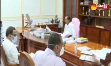 Telangana CM KCR Review Meeting On Coronavirus