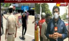 Telangana Police Seizing Delivery Boys Bikes