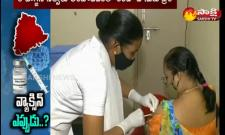 covid vaccination in telangana latest update