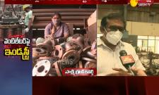 Sakshi Ground Report Over Corona Effect On Small Scale Industries